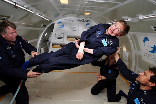 Stephen Hawking : 10 Maddede Tanıyalım