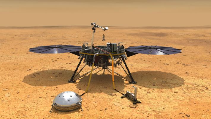 Mars'a İnişle İlgili Bilmeniz Gereken Beş Nokta!