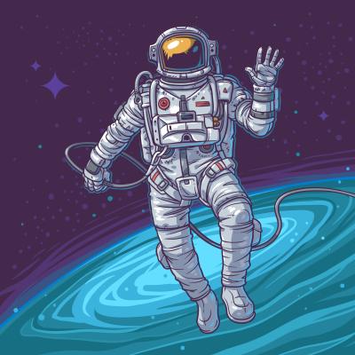 Uzayda Vücudumuzda Neler Oluyor?