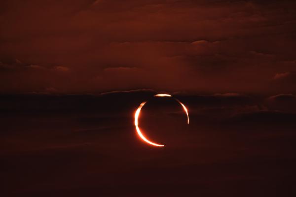 21 Haziran Güneş Tutulmasını izleyin!