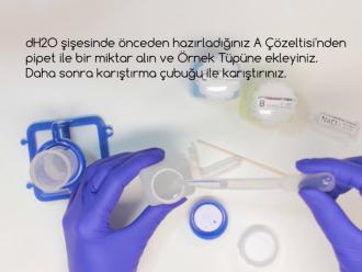 Bilim Kutusu DNA Deneyi Video