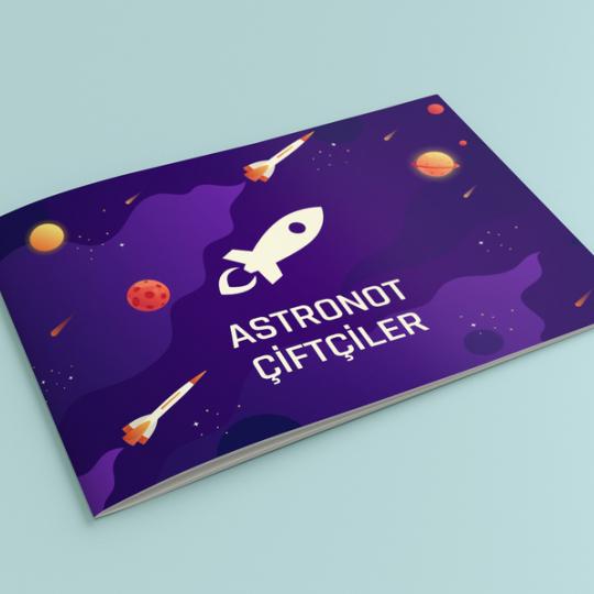 Astronot Çiftçiler Deney Seti detay 4