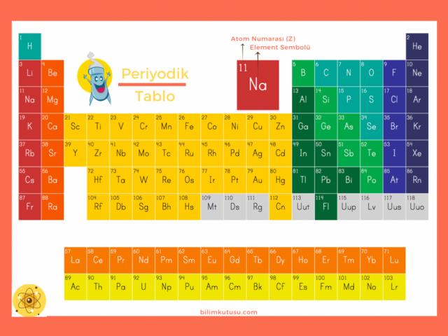Atom hakkında 8 ilginç bilgi!