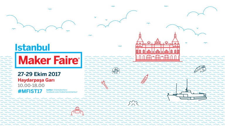 istanbul maker faire 2017